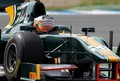 YELMER MAKES GOOD IMPRESSION IN GP2 TEST - JEREZ WITH CATERHAM TEAM AIRASIA.